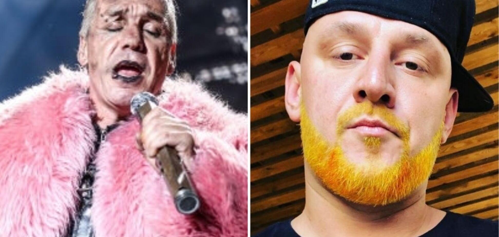 ''Ждали Лободу'': Потапа с вокалистом Rammstein подловили в баре Киева
