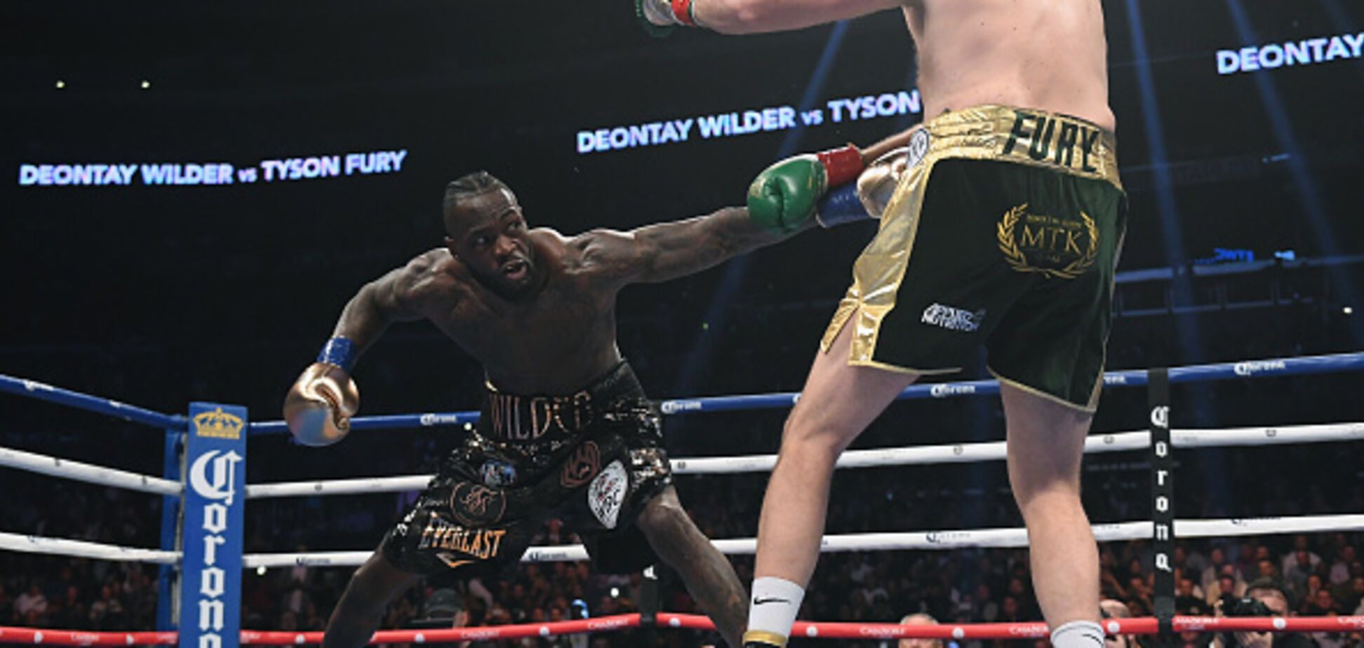 ''Те л*йно'': Уайлдер висловився про ситуацію з нокаутованим Гвоздиком боксером