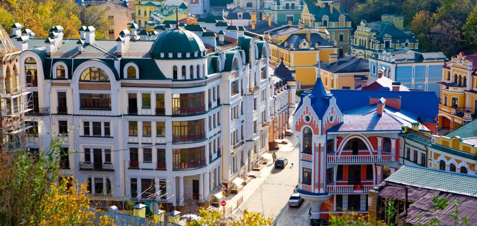 Київ став героєм популярного туристичного проекту в США: яскраве відео