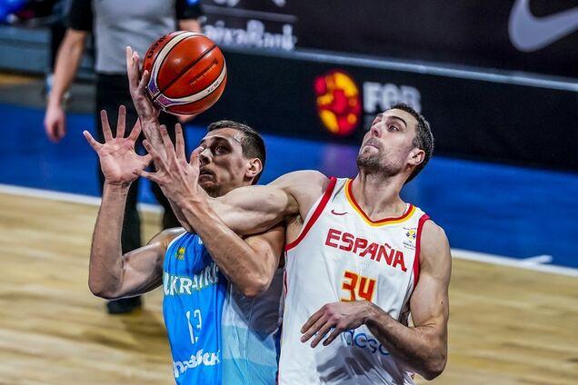 Испания - Украина: лучшие моменты
