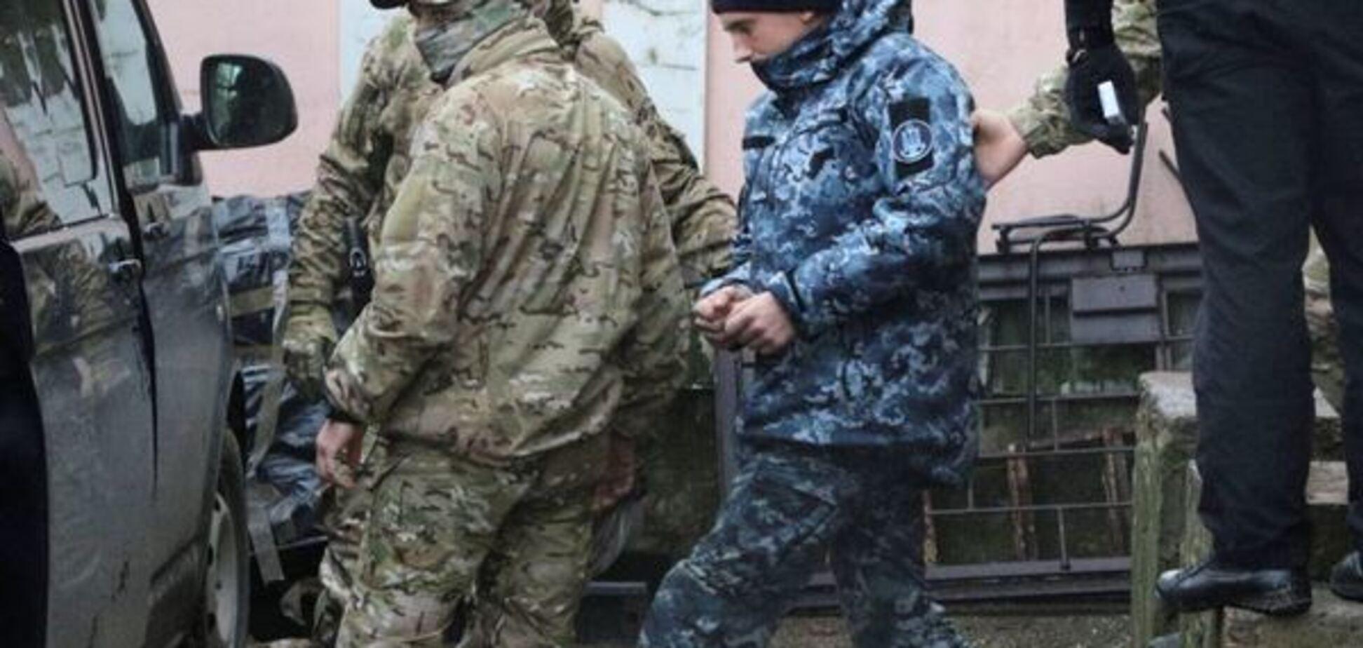 Українські моряки в полоні Кремля: з'явилися свіжі дані про їх стан