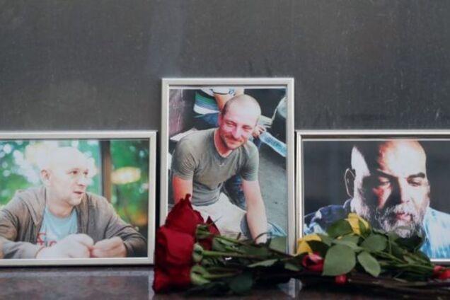 Вбивство журналістів у ЦАР