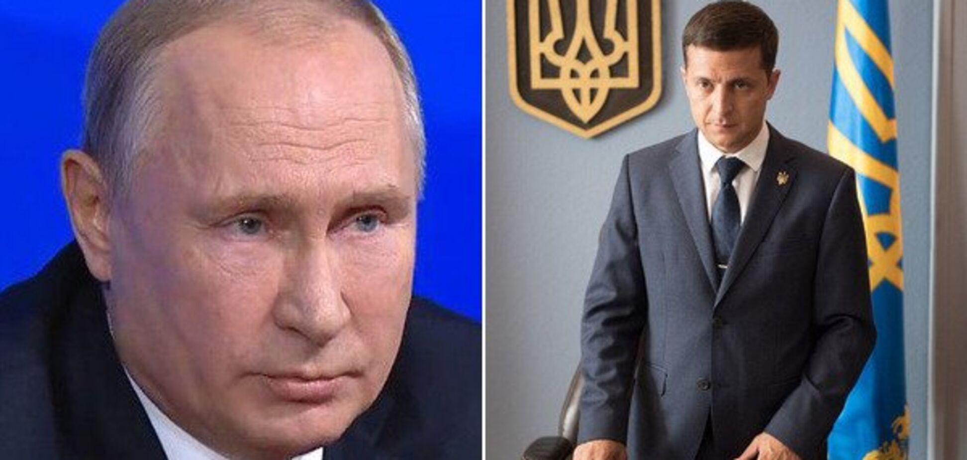 ''Там Зелінський'': Путін публічно осоромився із відповіддю про вибори в Україні