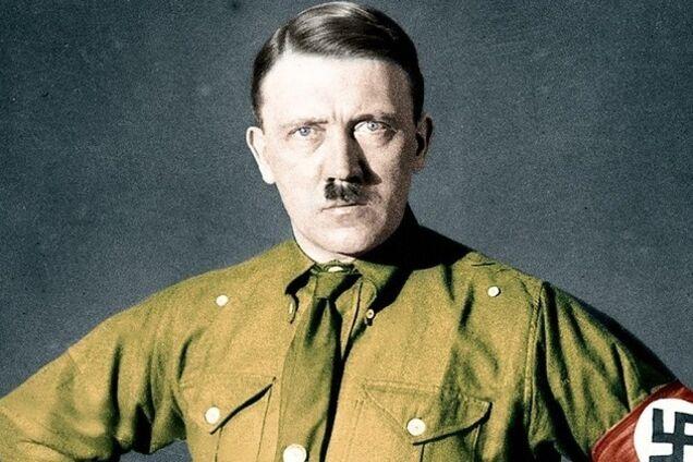 Адольф Гітлер — головний ідеолог нацизму
