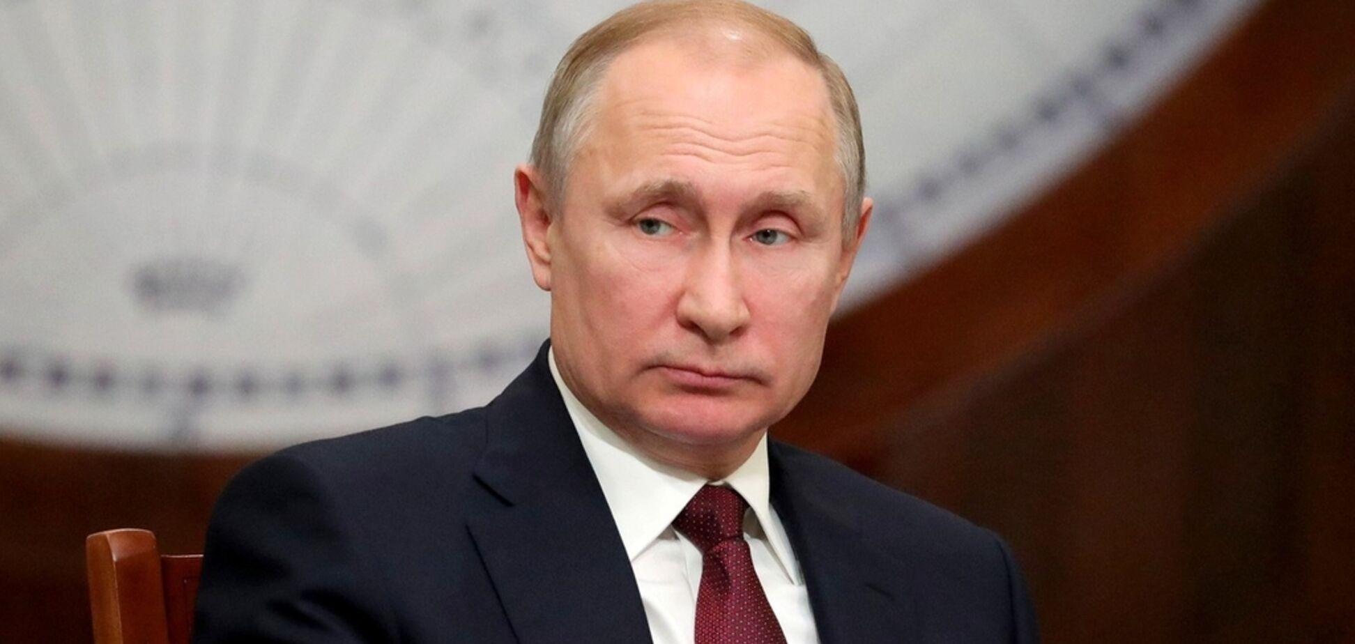 Путіна спіймали на страху перед НАТО