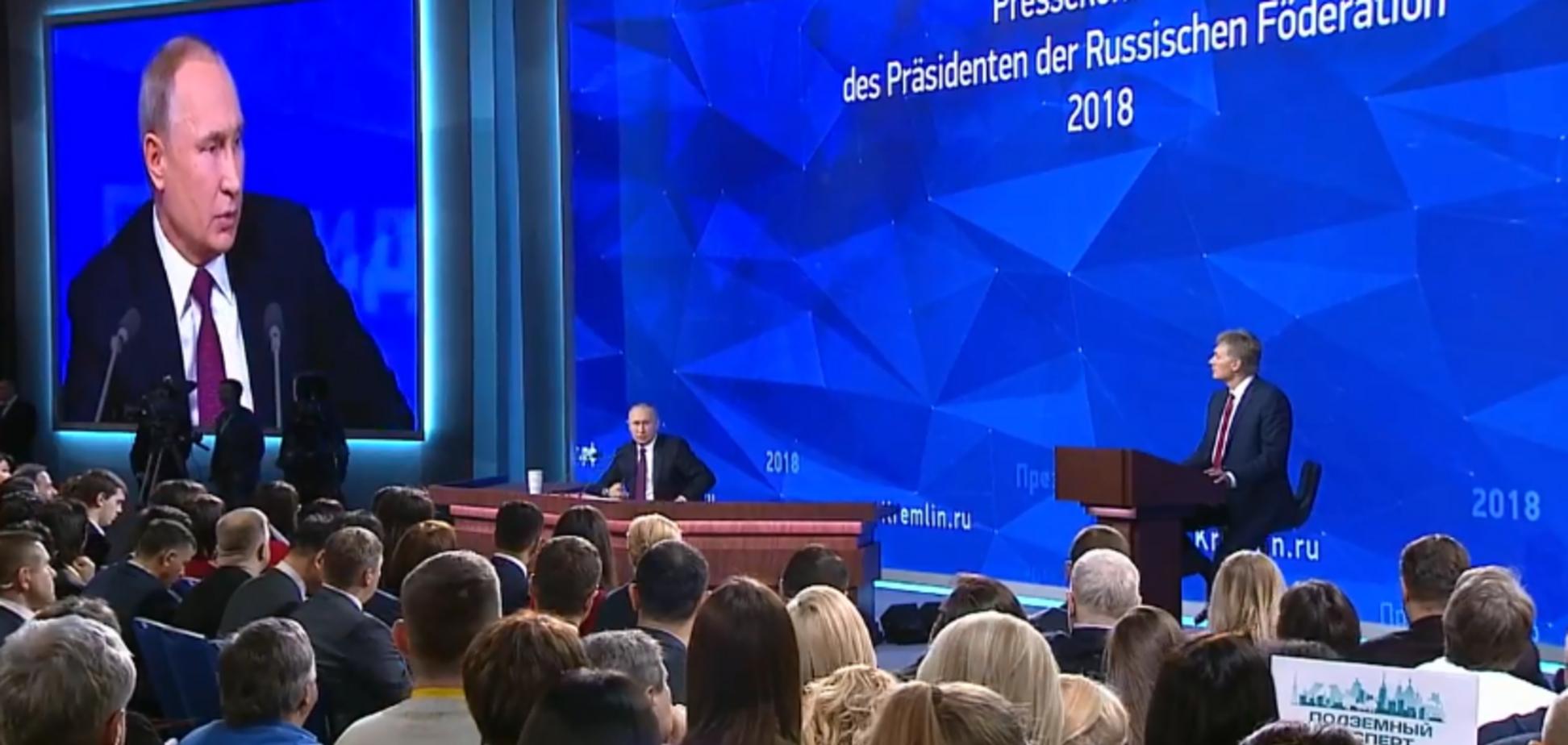 Росія захопить Азовське море? Путін зробив неоднозначну заяву