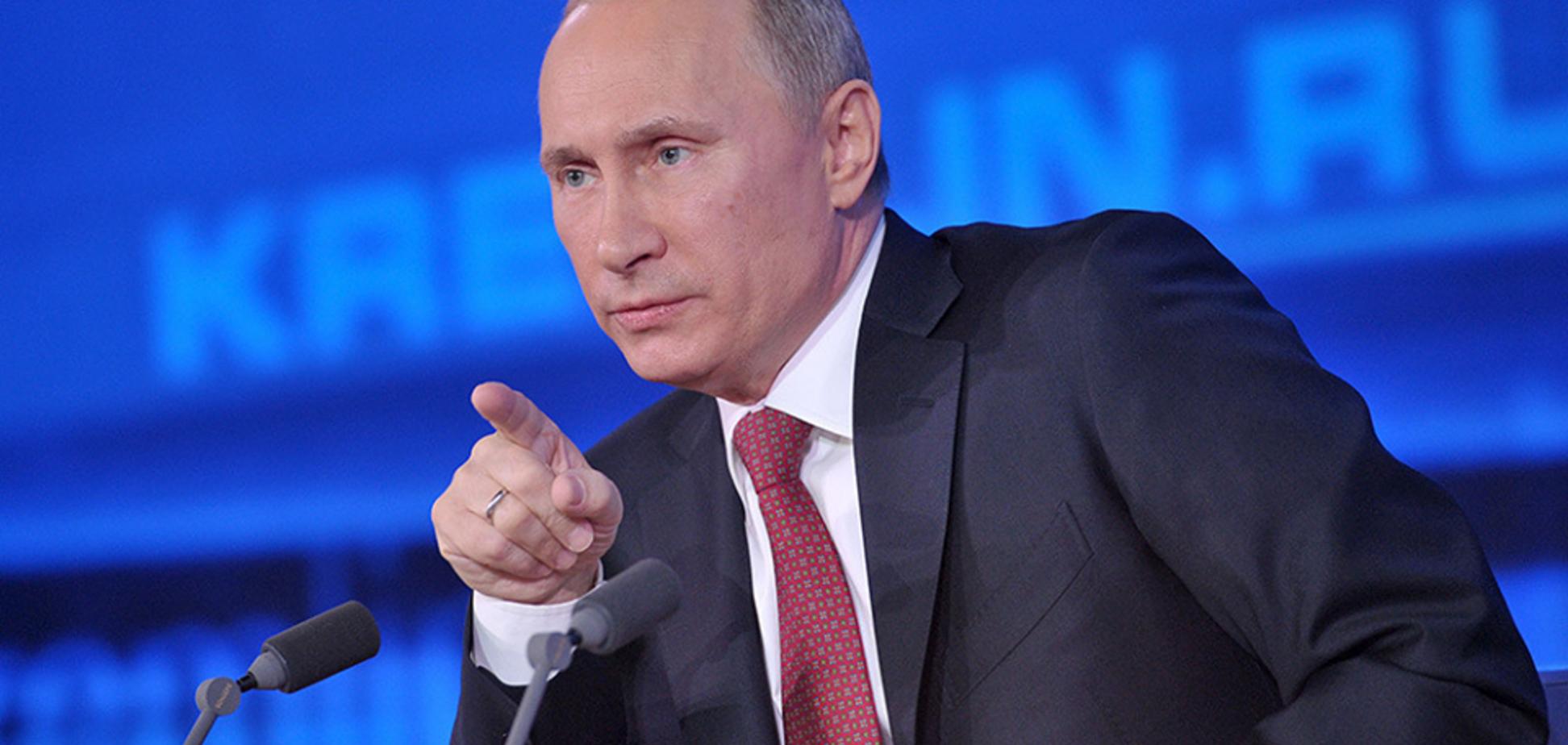 Путін проговорився, навіщо йому українська церква