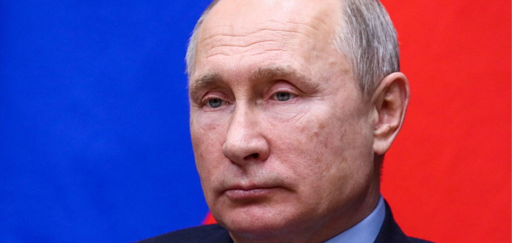 Обида и месть Путина
