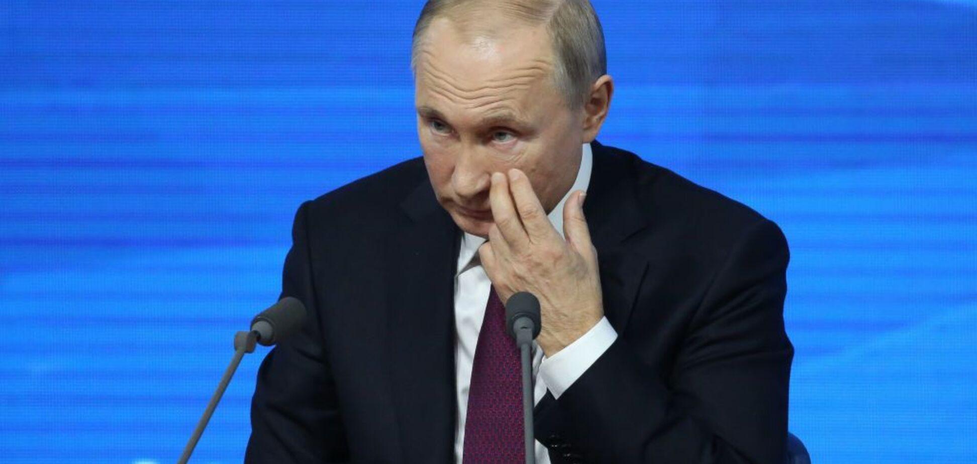 'Штани спадають': Боровий жорстко проїхався по конференції Путіна