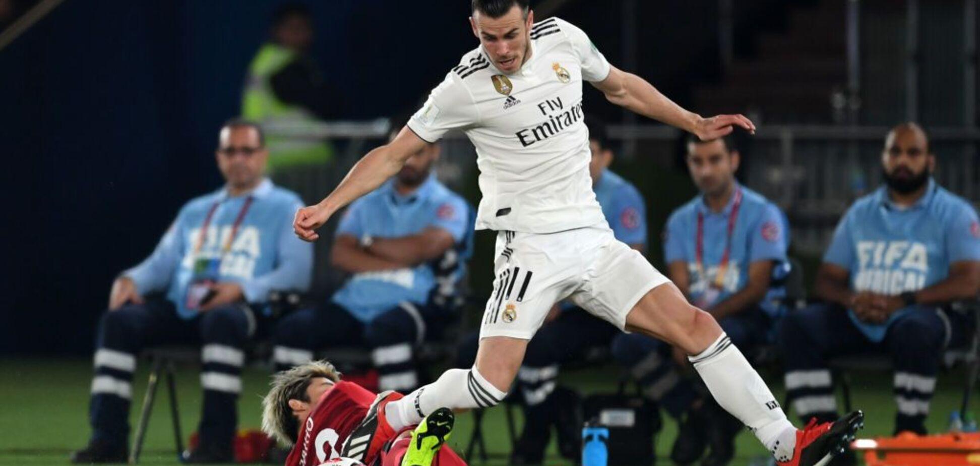 'Реал Мадрид' вышел в финал клубного чемпионата мира
