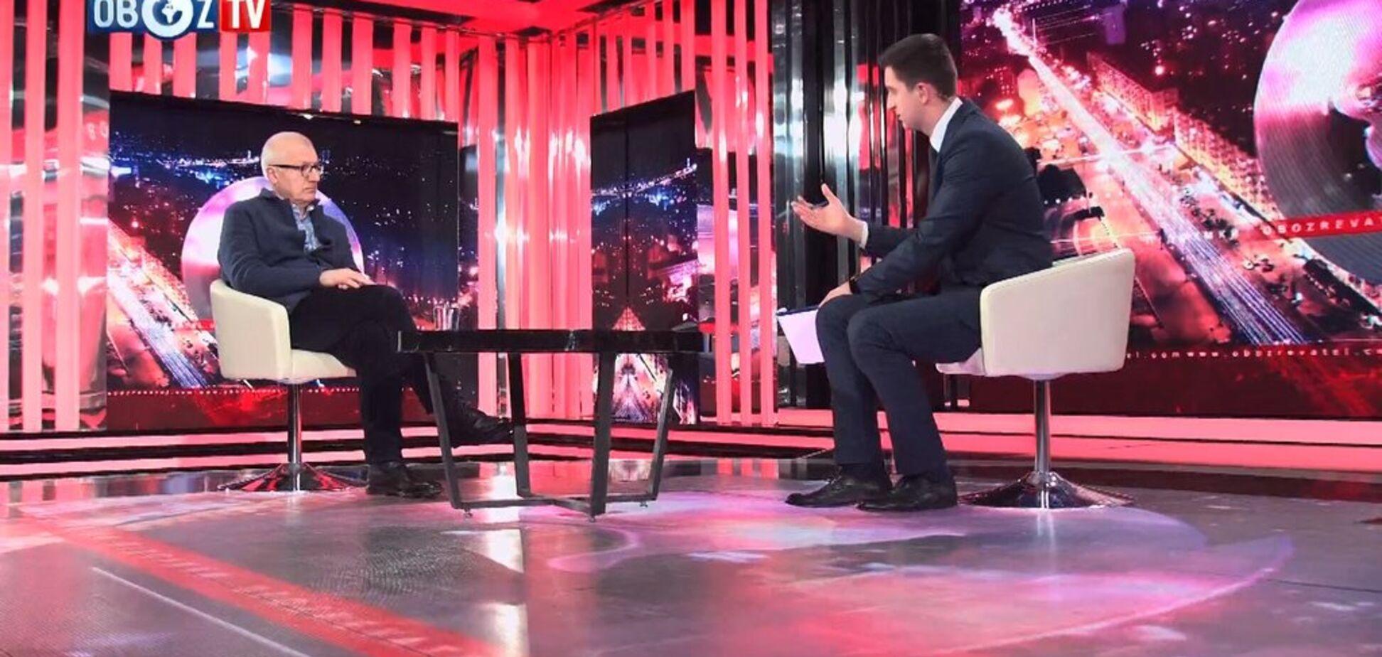 ''В Кремлі страшно бояться результатів президентських виборів в Україні'' – Рубан