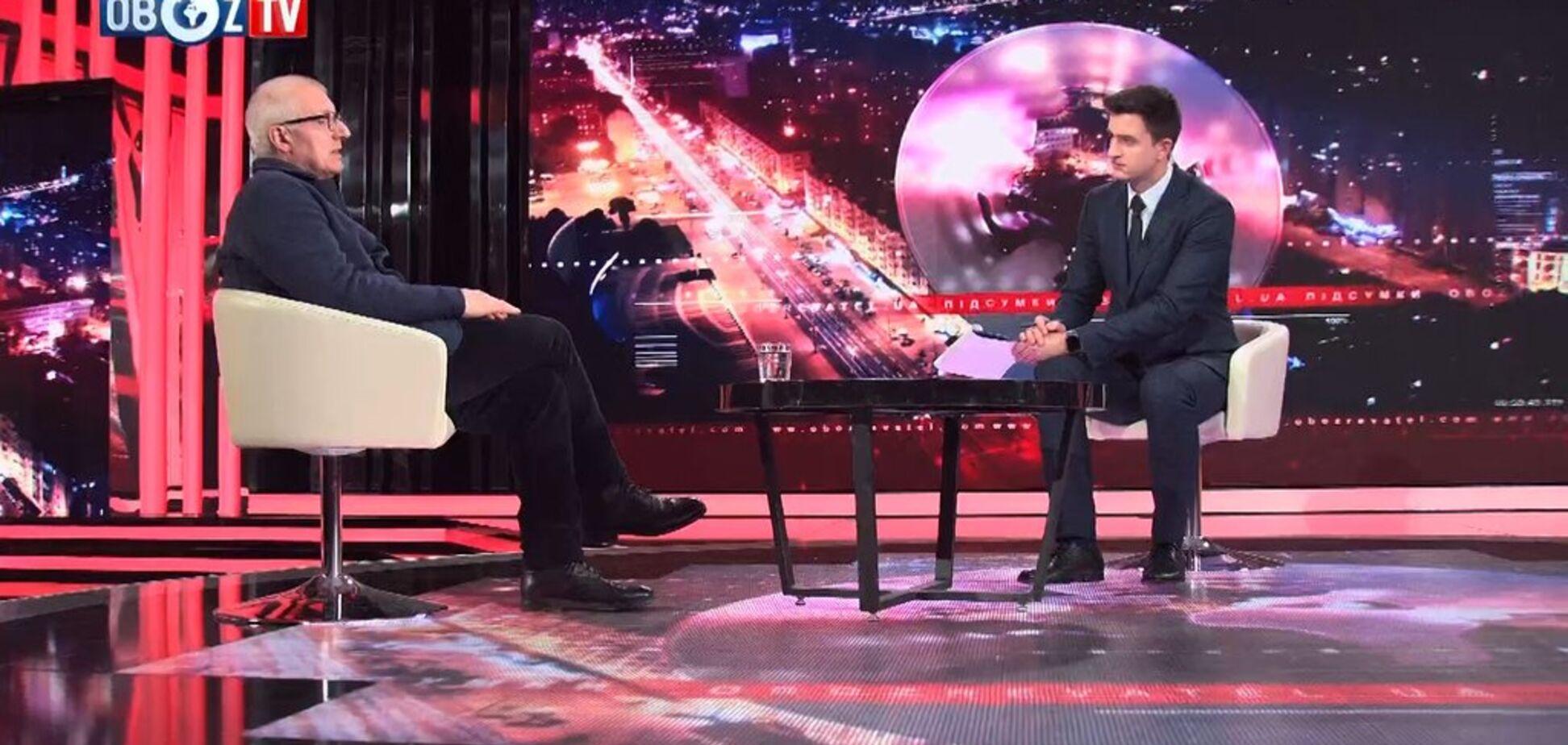 ''Росіян потрібно передумати, а не вразити ефектними діями'' – чиновник адміністрації Порошенко