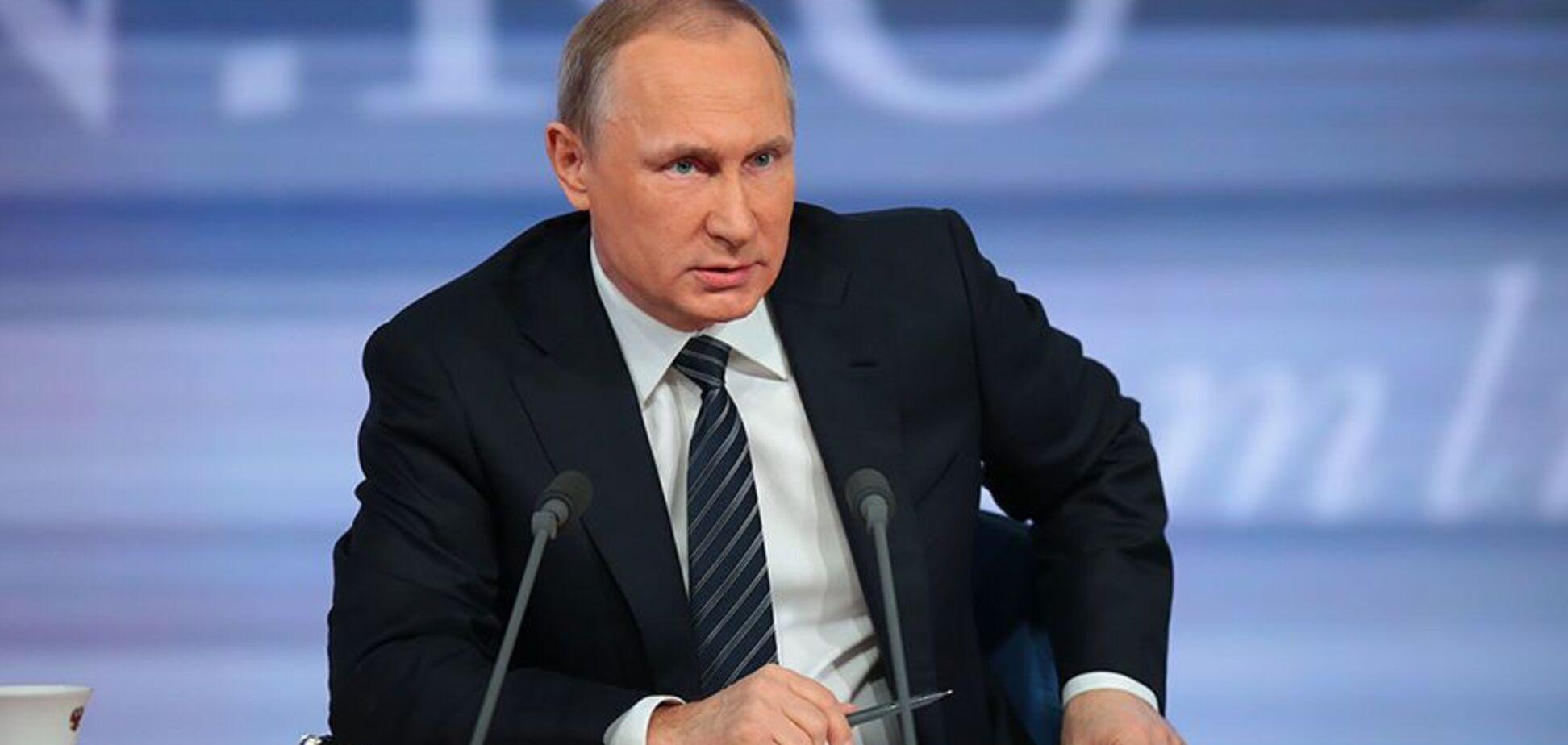 Крим, Донбас і єдина церква: що наговорив Путін про Україну на прес-конференції