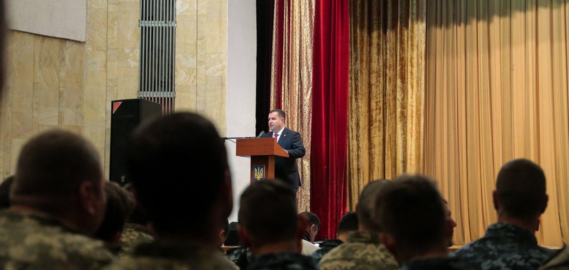 База ВМС на Азові: Полторак озвучив терміни створення