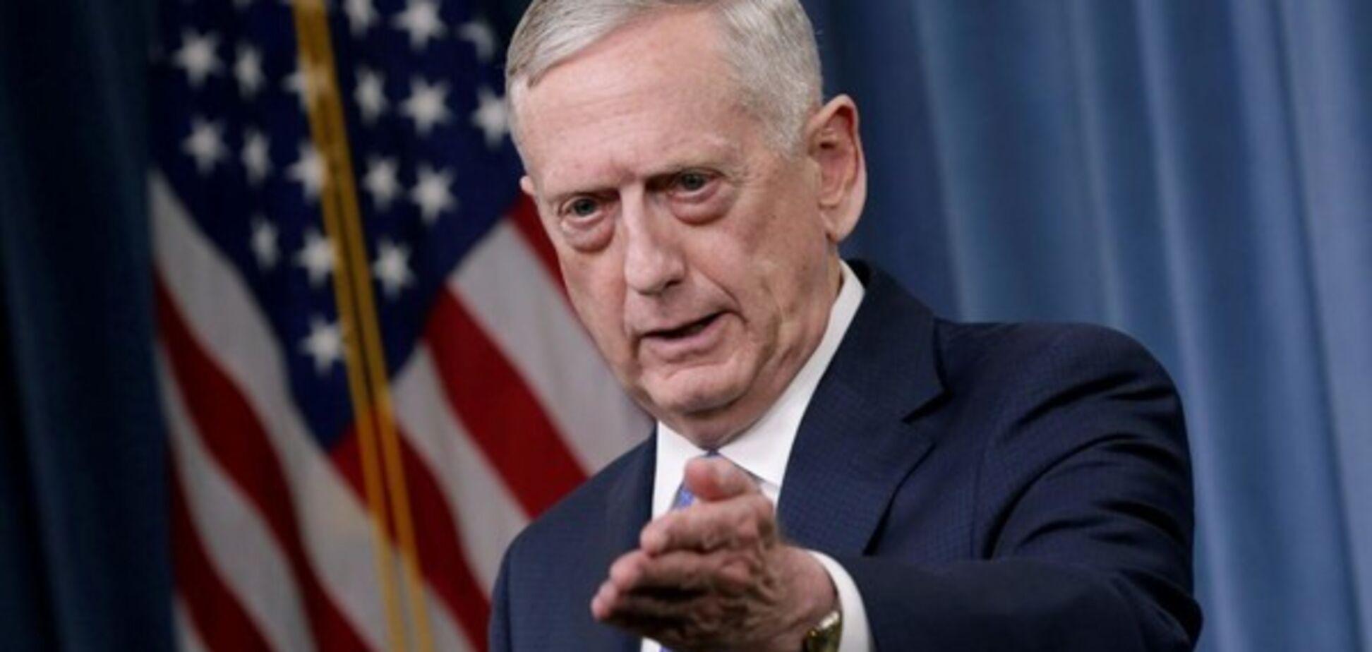 Отставка министра обороны США Мэттиса: последствия для Украины