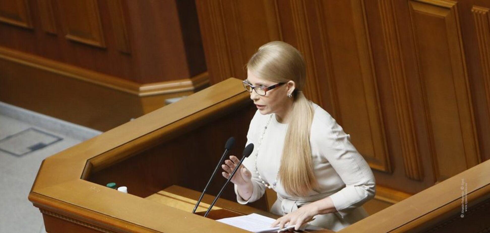 В победу Тимошенко на выборах верят жители 23 из 24 областей – опрос ''Рейтинга''