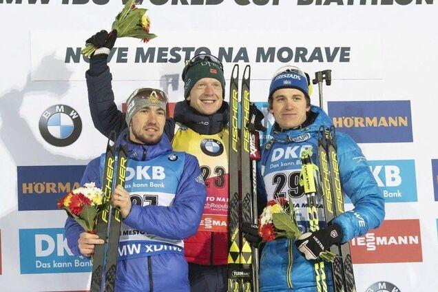 """Норвезькі біатлоністи """"наїхали"""" на допінгіста з РФ"""