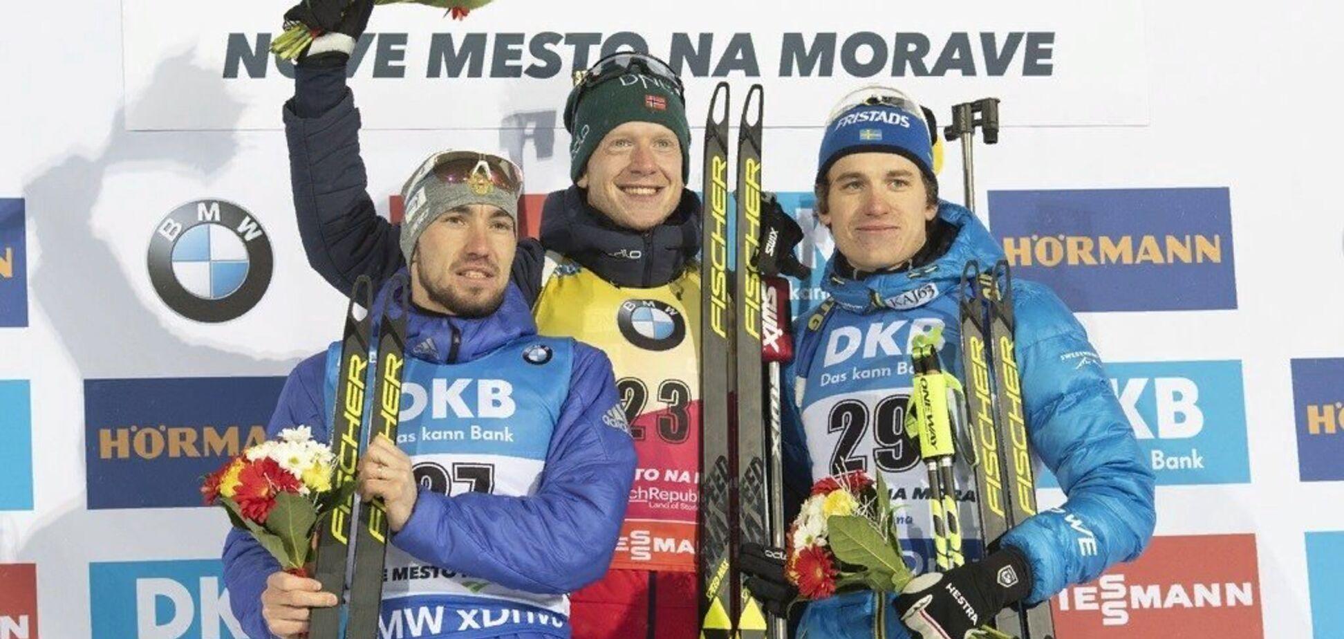 'Тяжело видеть': норвежские биатлонисты 'наехали' на допингиста из РФ
