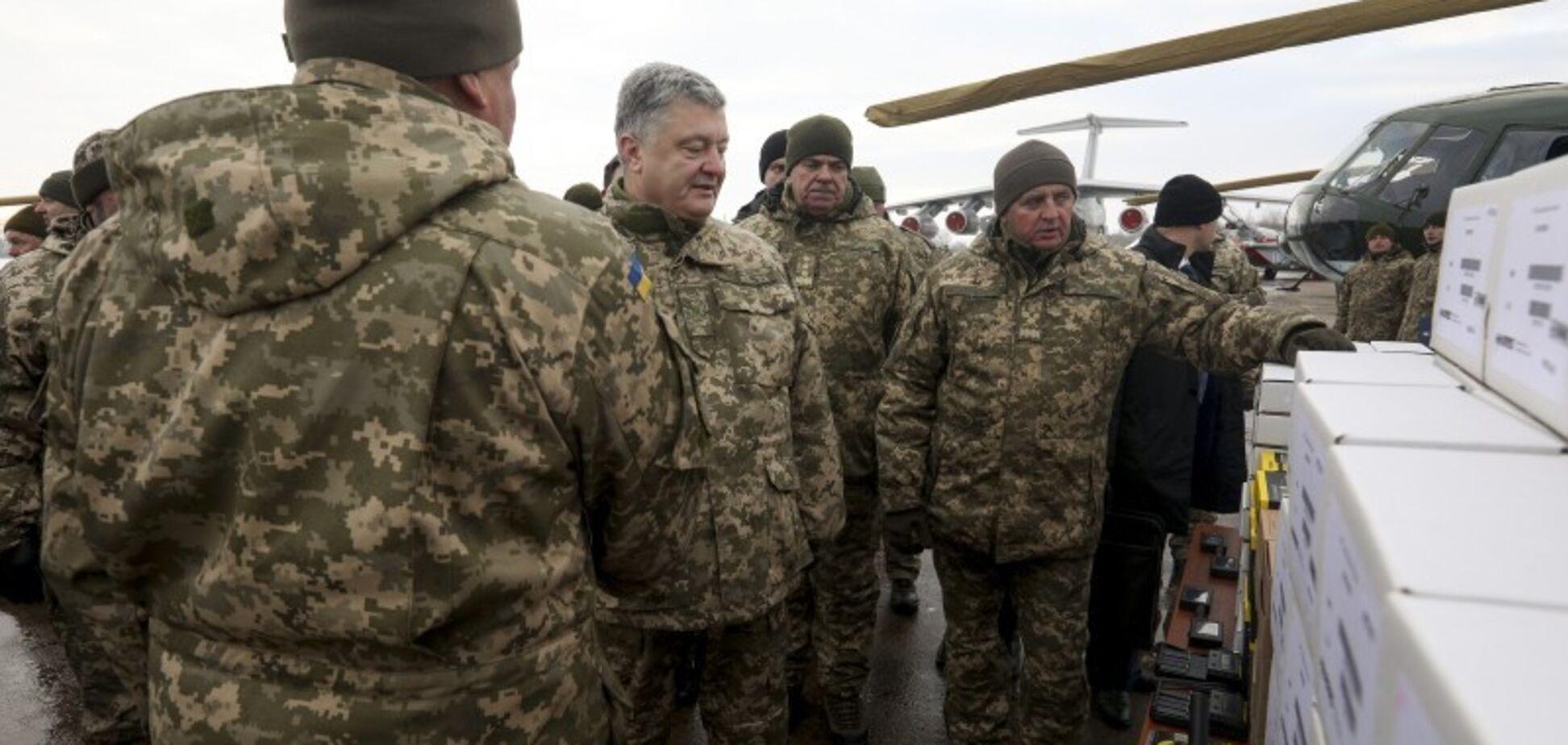 Порошенко заявив про підготовку нової агресії з боку Росії