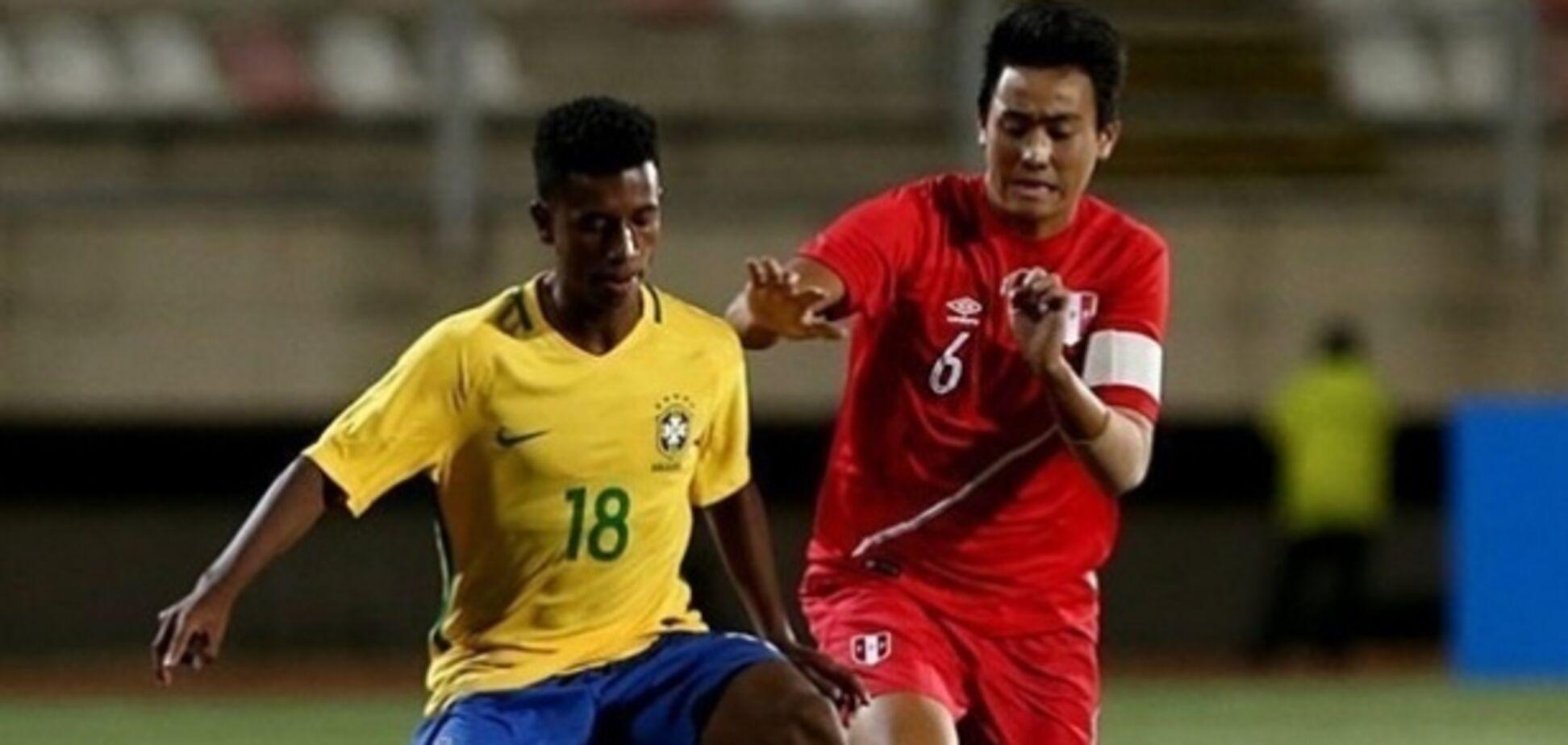 'Шахтер' подписал бразильского таланта - СМИ