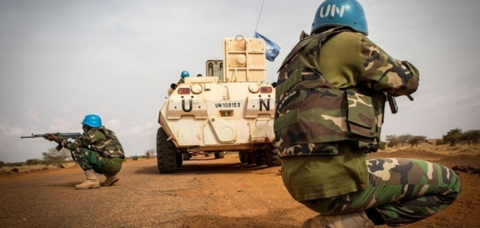 Невловимі миротворці ООН