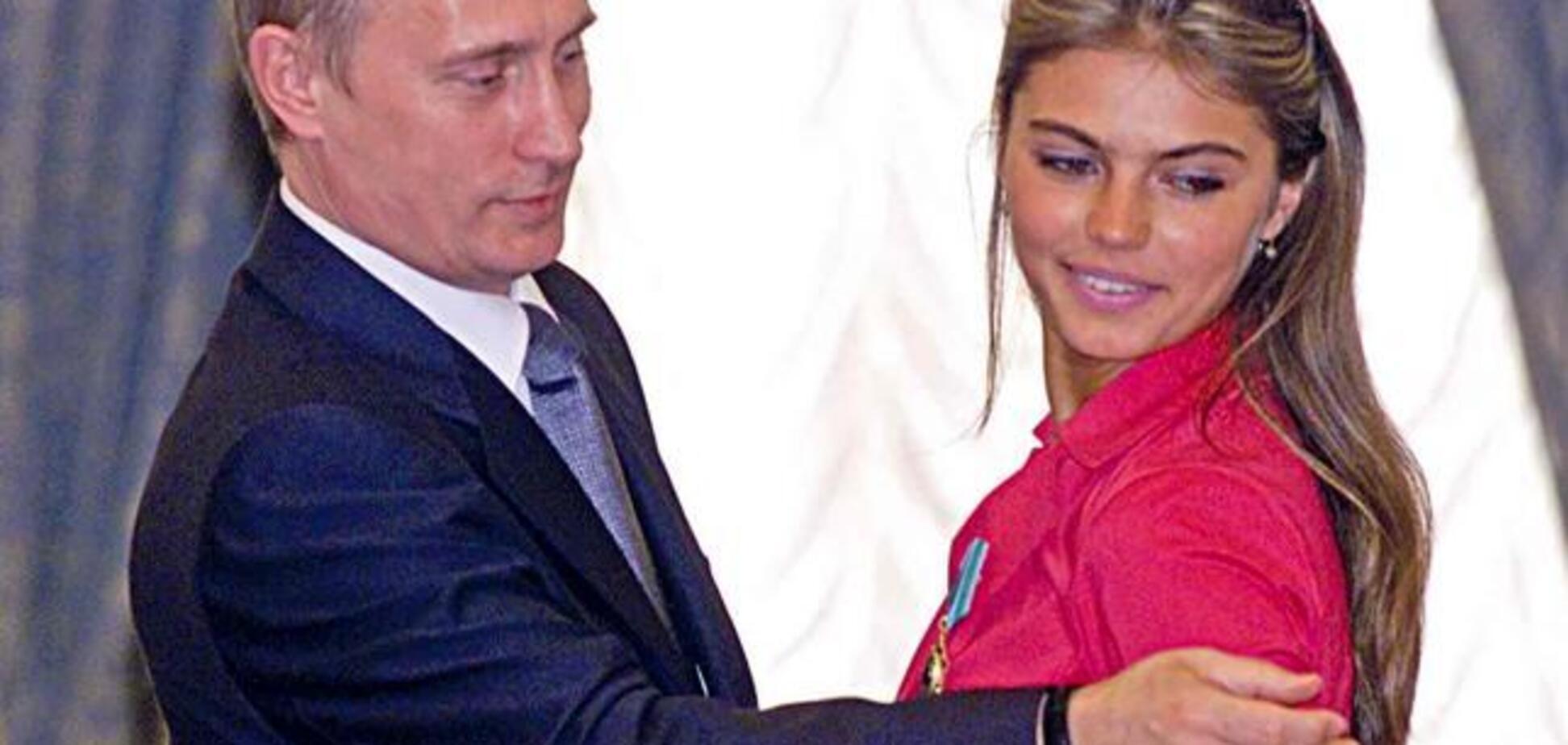Путина спросили о женитьбе: найден ''след'' Кабаевой