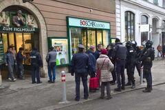 В центре Вены произошла стрельба: есть жертвы