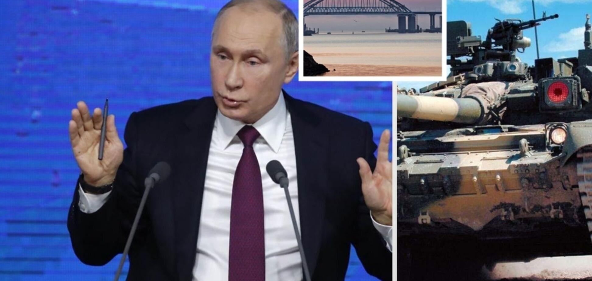 Едущие российские танки не остановят никакие санкции – экс-советник Путина