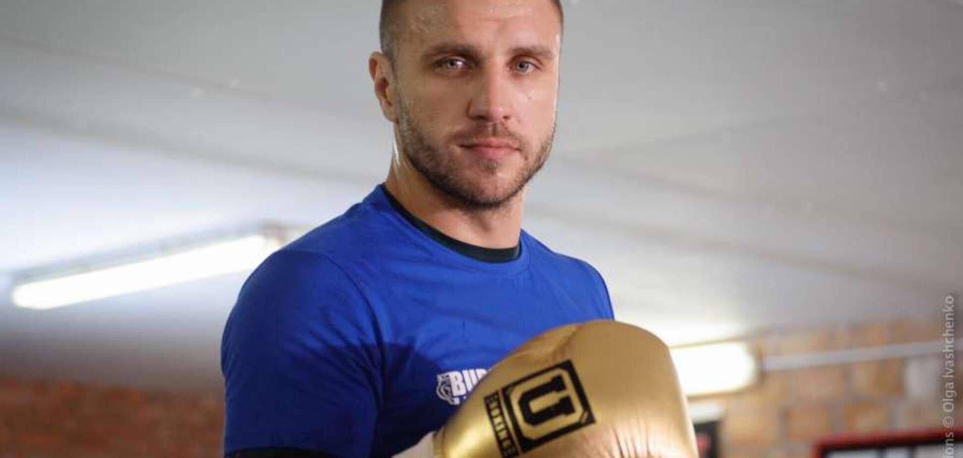 Кривавий бій українського боксера завершився несподіваним результатом