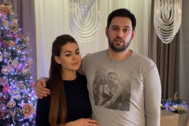 Олена Кошелєва та Давид Макар'ян