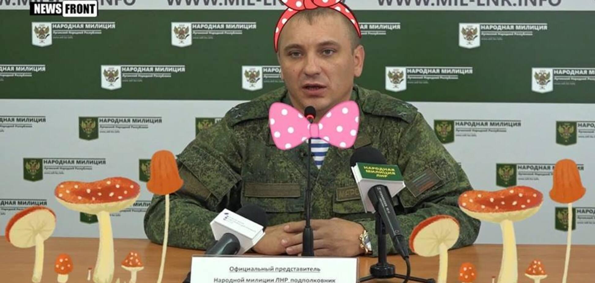 ''Привезли вісім вагонів!'' У ''ЛНР'' вибухнули божевільною заявою про армію України