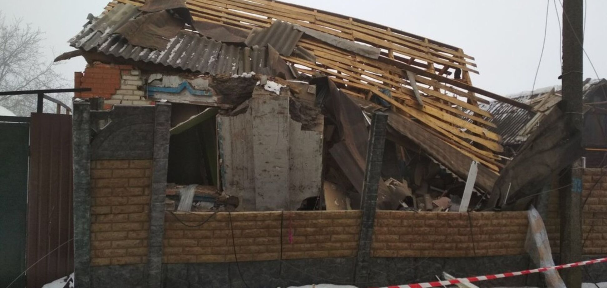 Потужний вибух на Харківщині залишив людей без даху над головою: є постраждалі