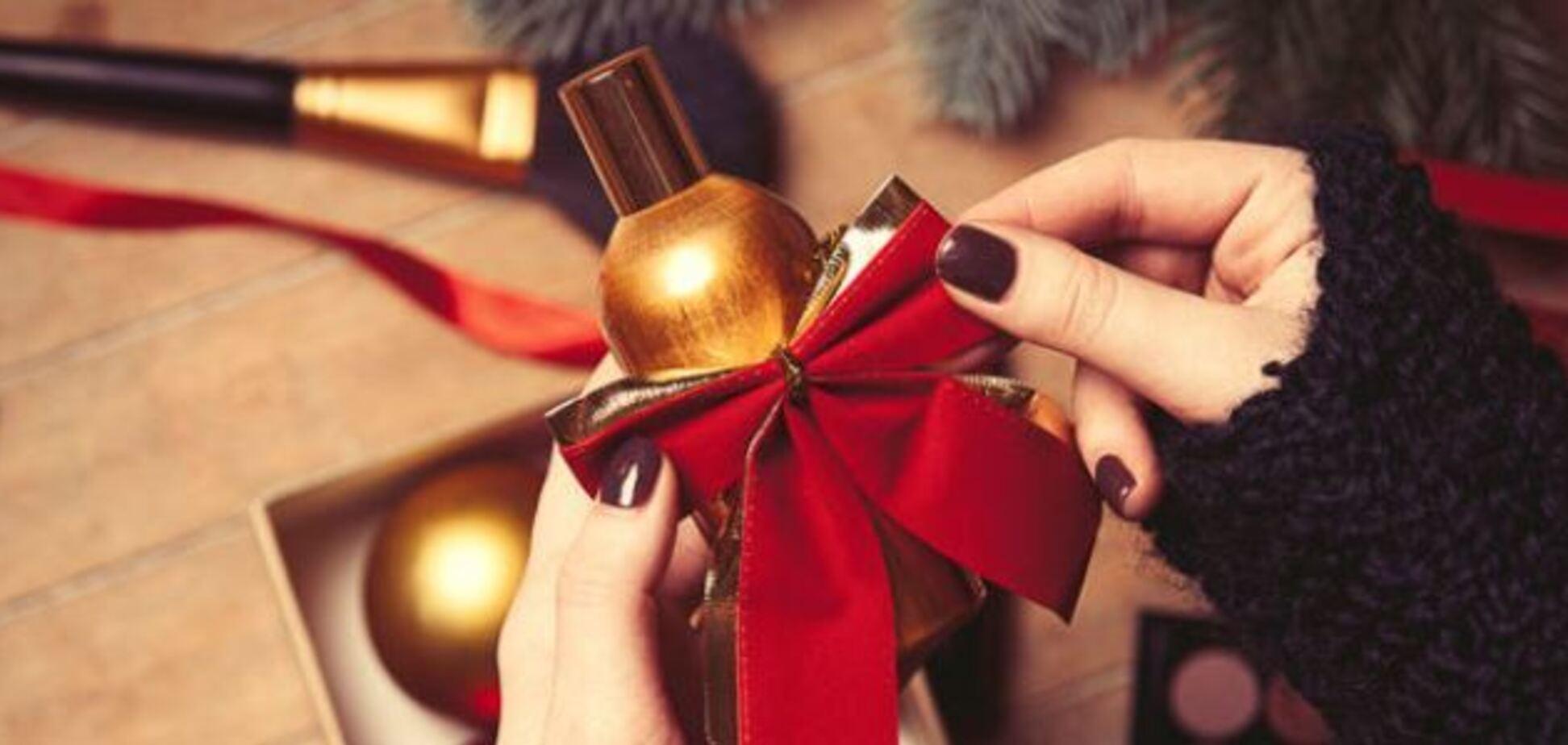 Парфюмерия как подарок на Новый год. Идея на миллион?