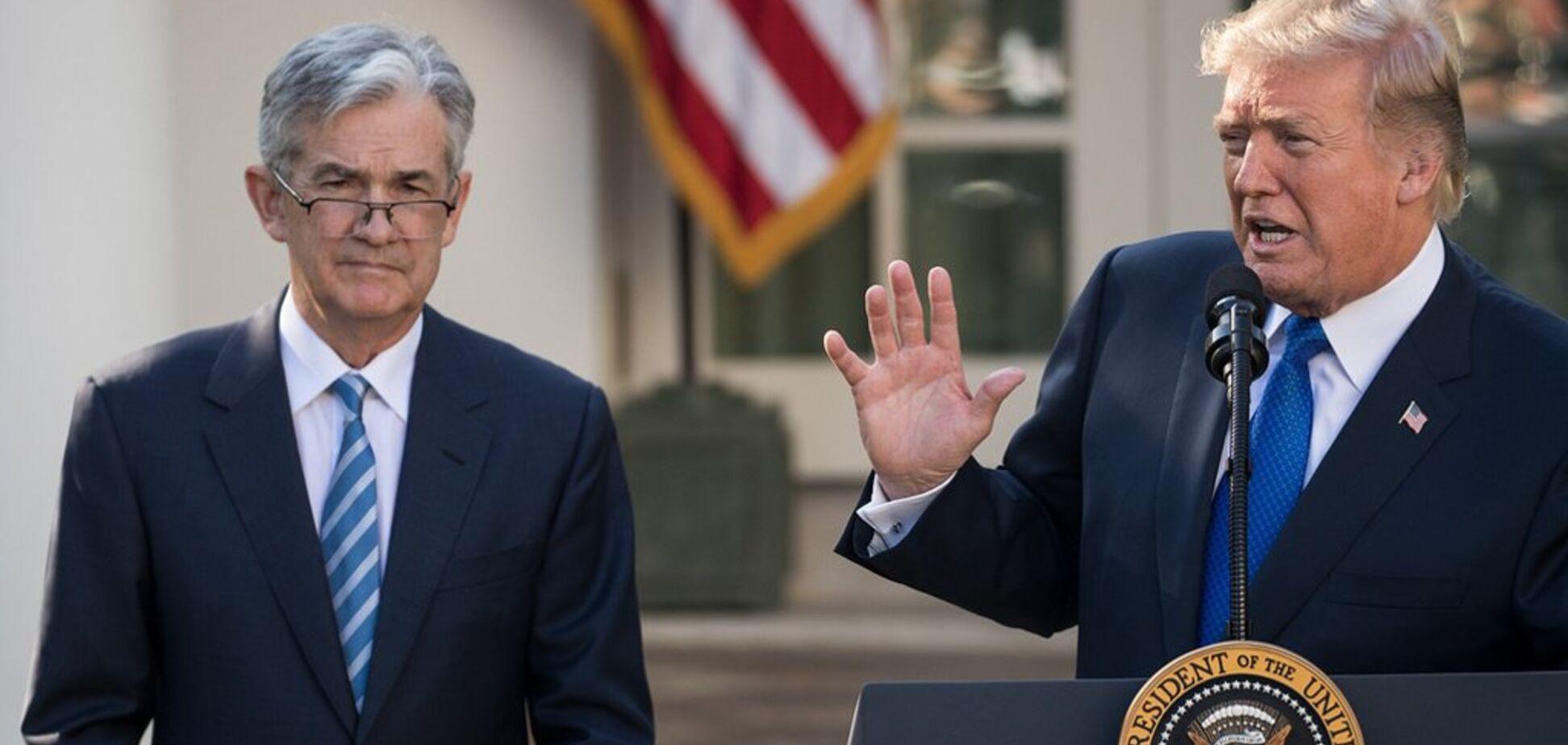 Трамп объявил ФРС главной проблемой экономики США: детали конфликта