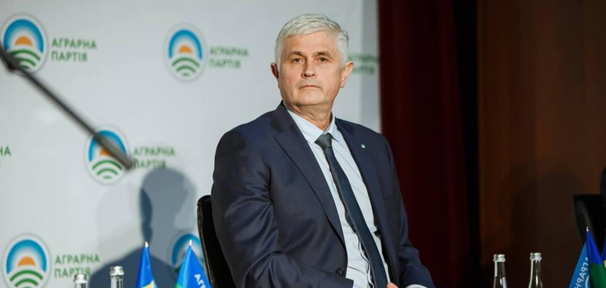 Аграрная партия побеждает на выборах в ОТГ