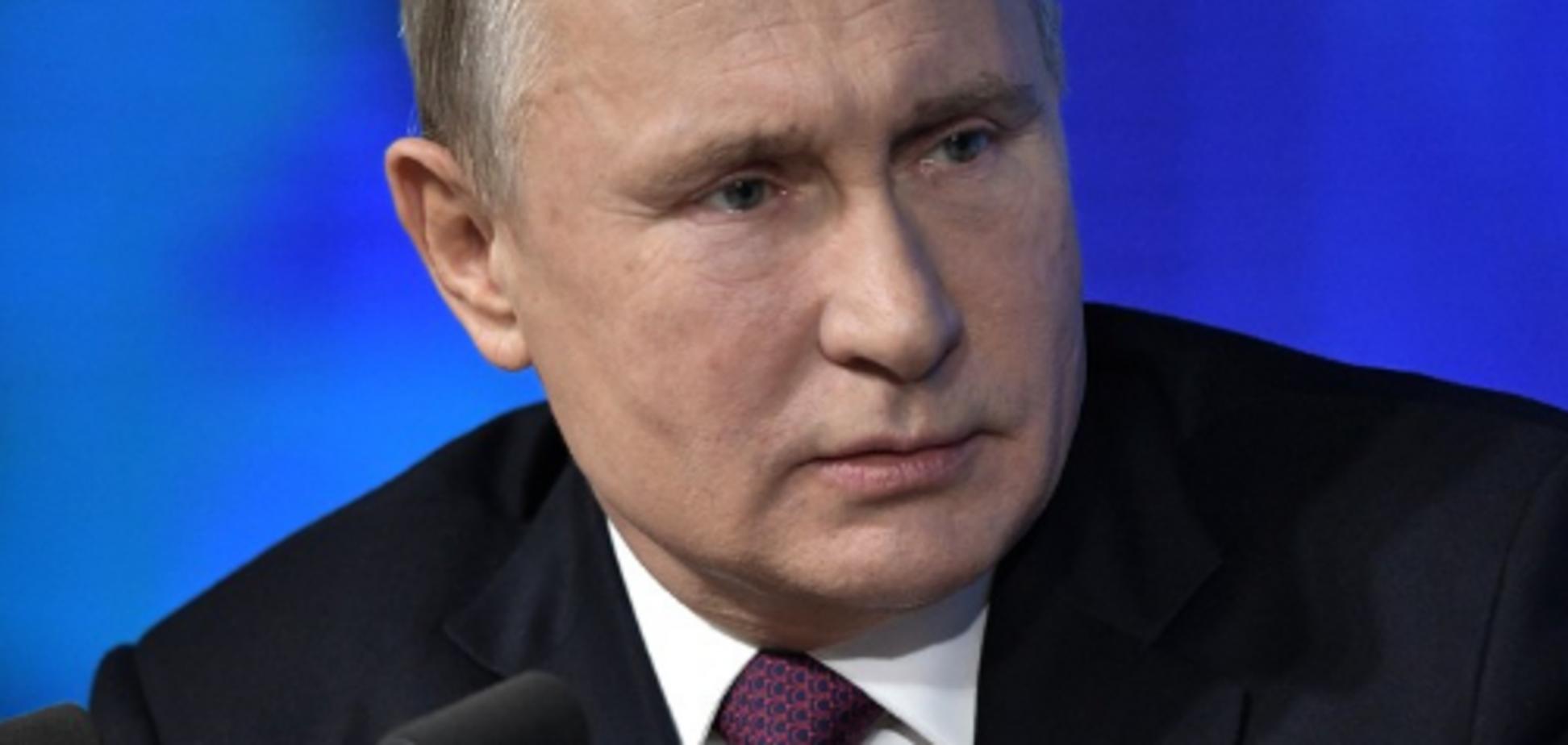 ''Правити світом'': Путін проговорився про свою головну військову таємницю