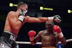 Промоутер рассказал о состоянии боксера, которого Гвоздик отправил в кому