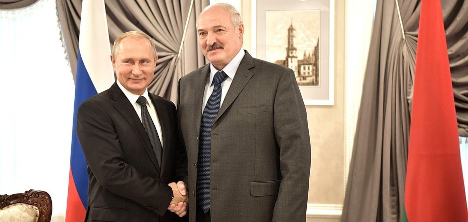 ''Спробує прибрати Лукашенка'': розкриті плани Путіна на Білорусь