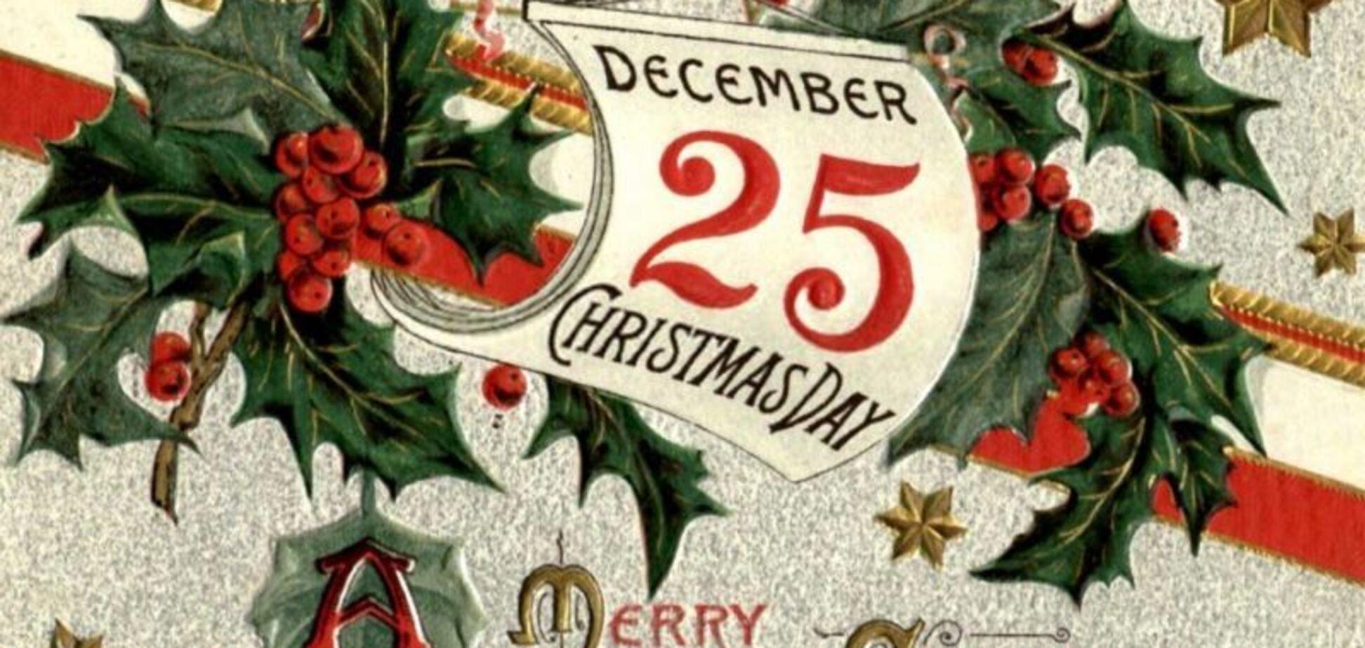Санта Клаус на яскравому Мустангу штурмує зупинки Києва і роздає цукерки