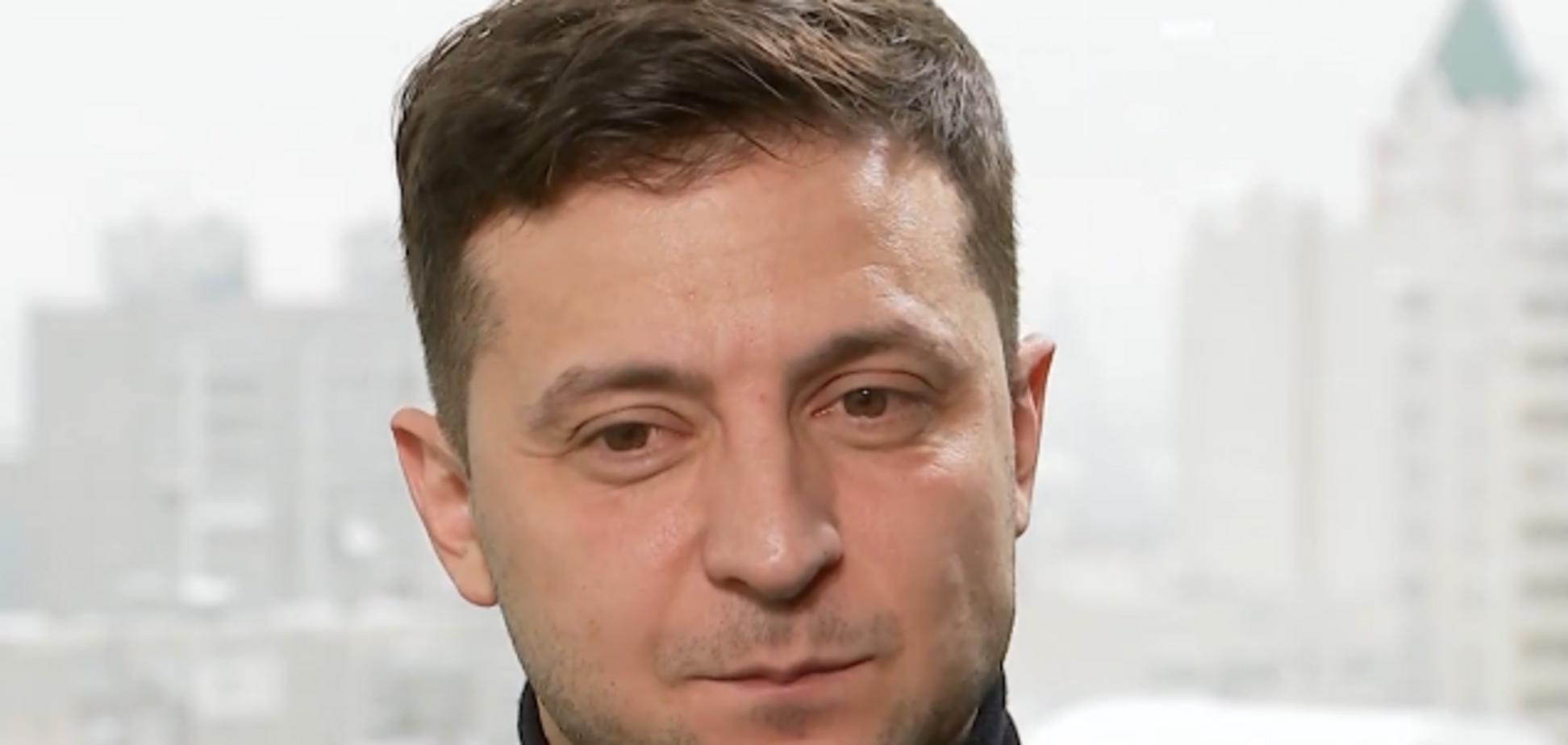 Зеленський: Порошенко мене кликав у списки БПП на виборах у 2014 році