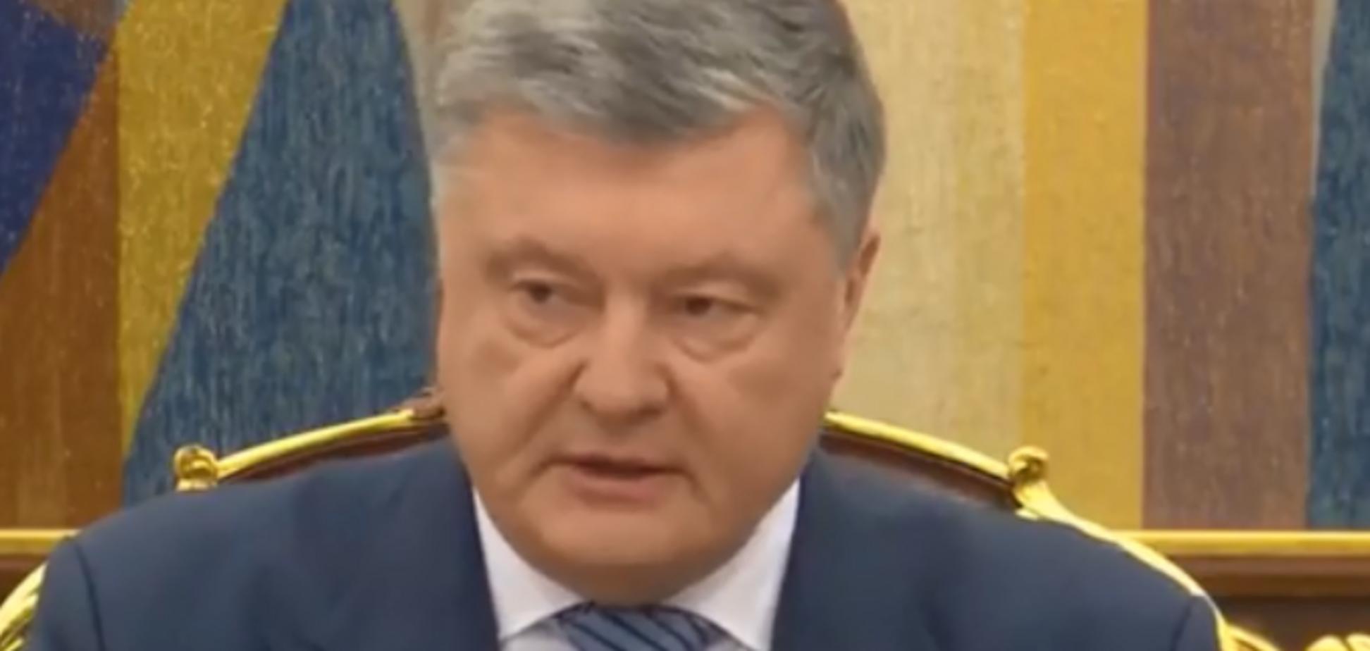 Запрет на въезд россиянам в Украину: Порошенко сделал заявление