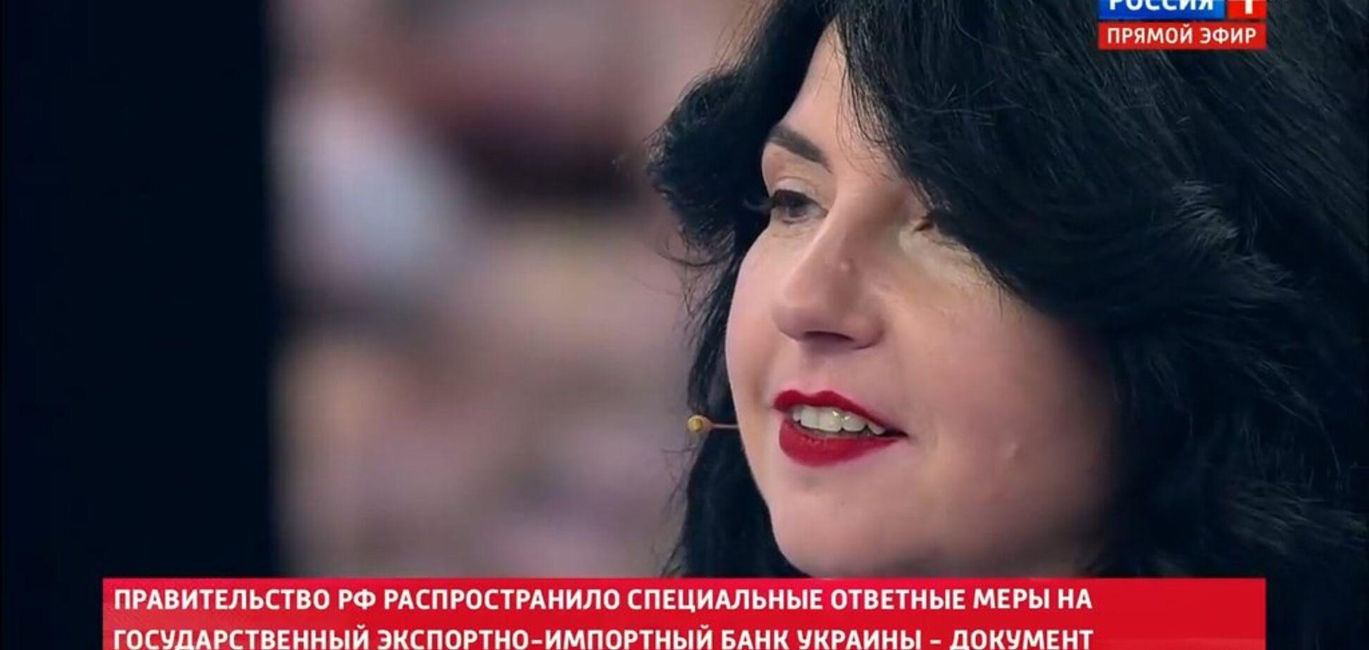 """Соколовская высмеяла истерику России и """"ДНР"""" по поводу """"химатаки"""" ВСУ"""