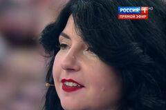 Соколовська висміяла істерику Росії і 'ДНР' щодо 'хіматаки' ЗСУ