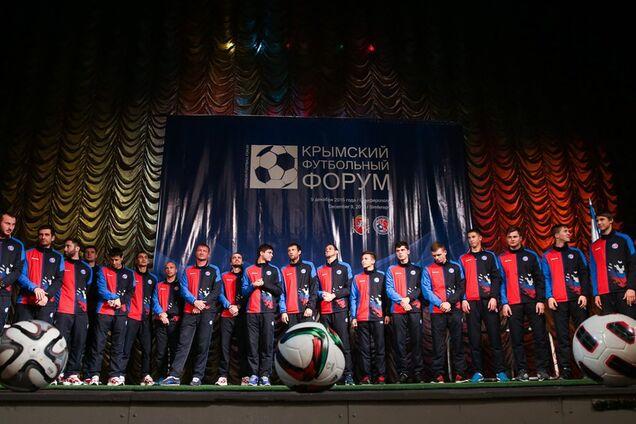 Крымский футбол