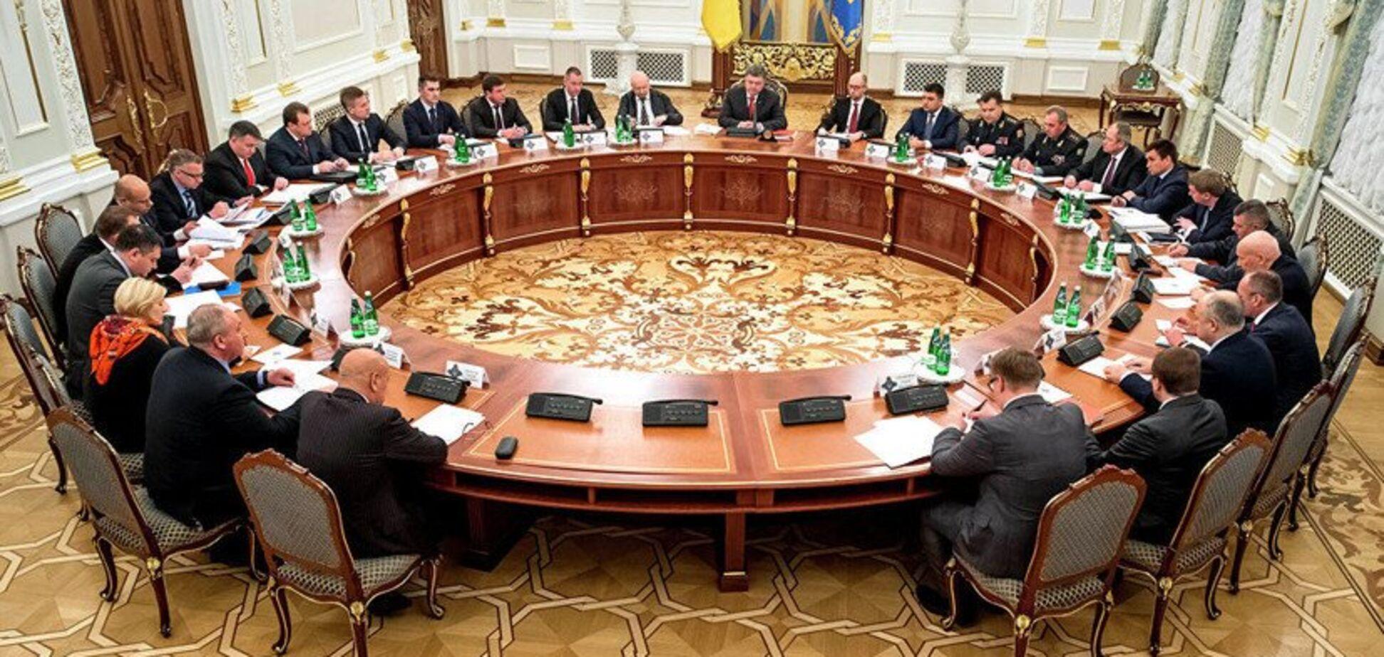 Воєнний стан в Україні: РНБО збирається на термінове засідання
