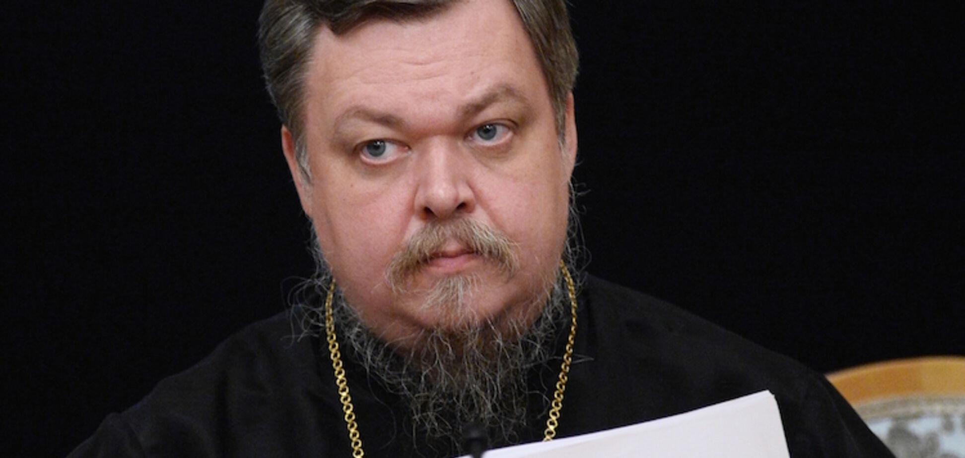 Помер скандальний протоієрей РПЦ Всеволод Чаплін: подробиці, фото й відео