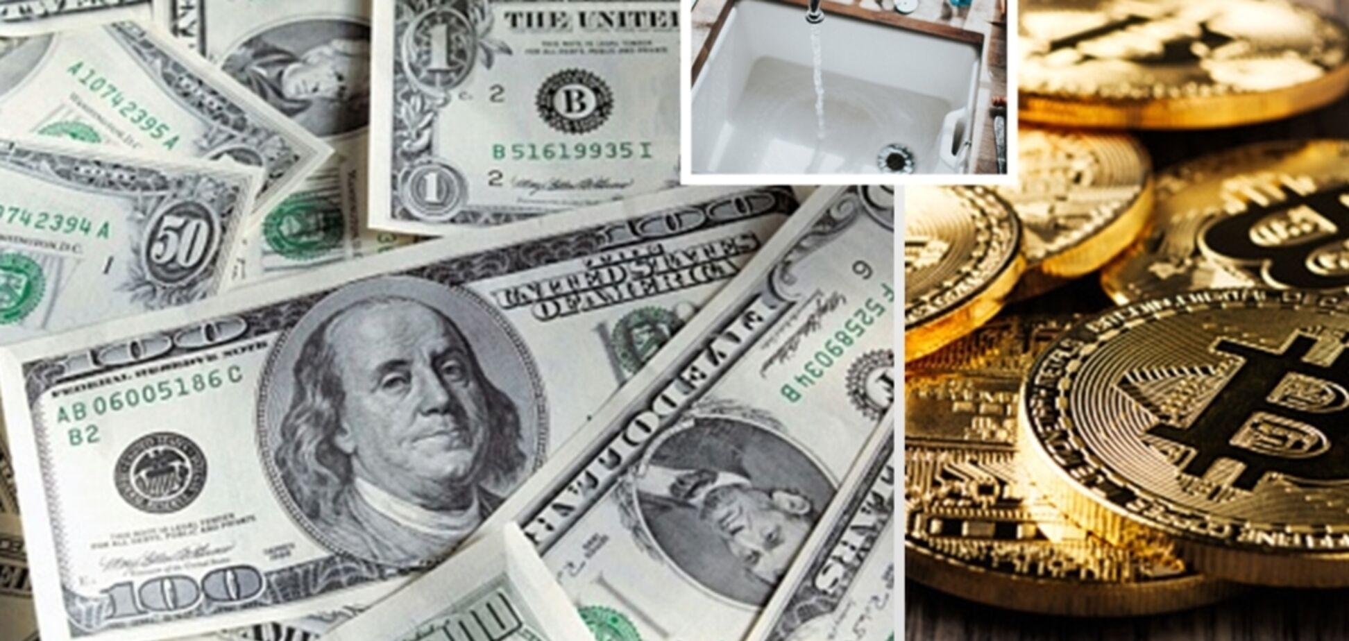 Доллар, цены и коммуналка: к чему готовиться украинцам в 2019-м