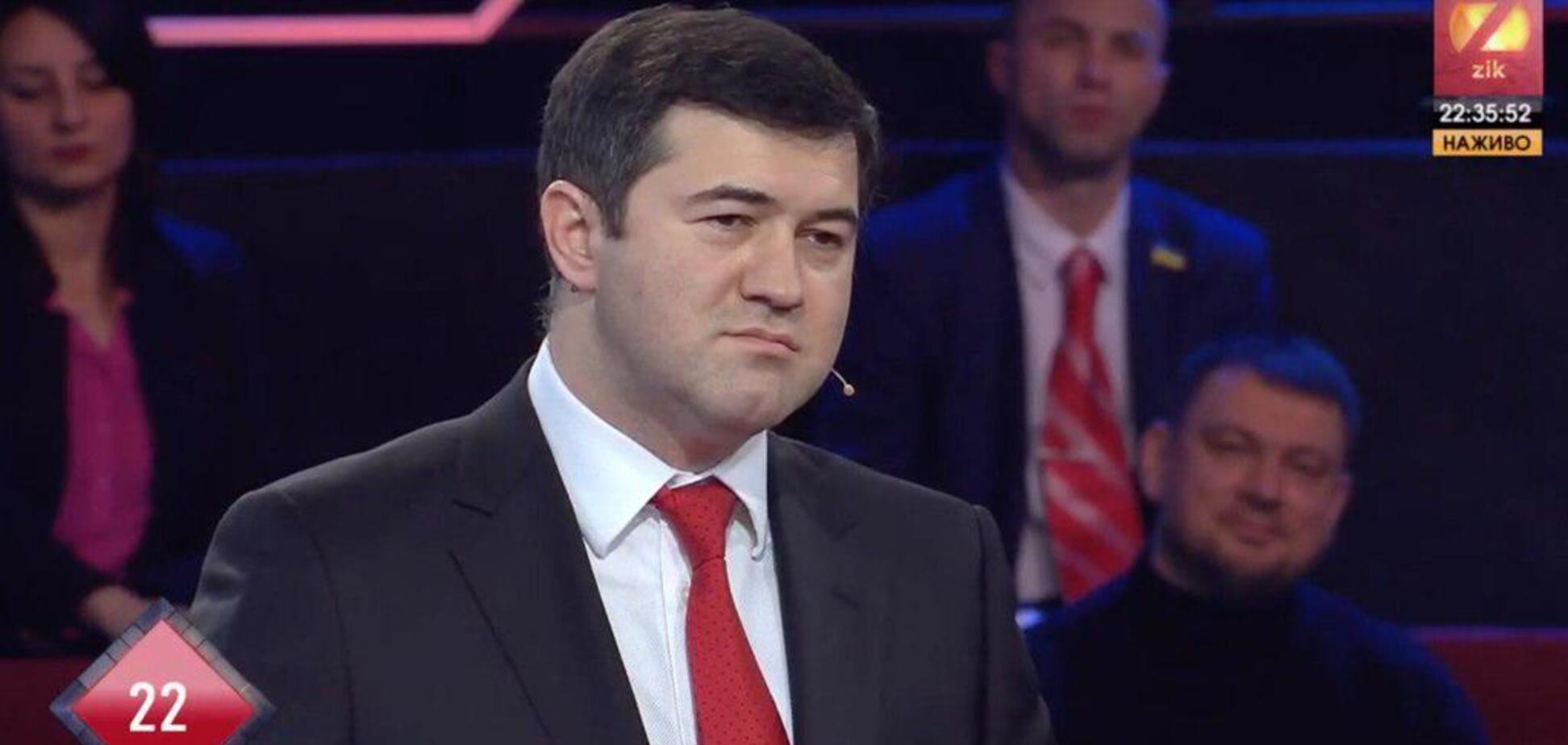Роман Насіров. Джерело: Скріншот