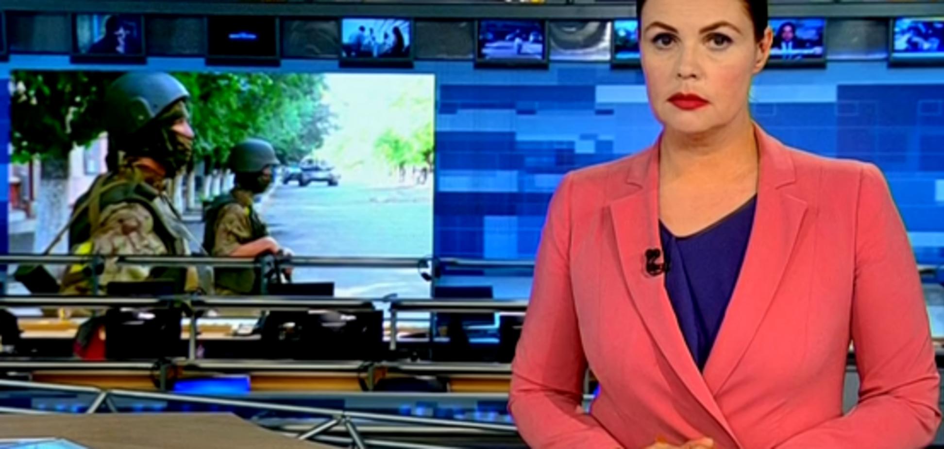 Методички щодо України: пропагандистку Путіна підловили на нахабній брехні
