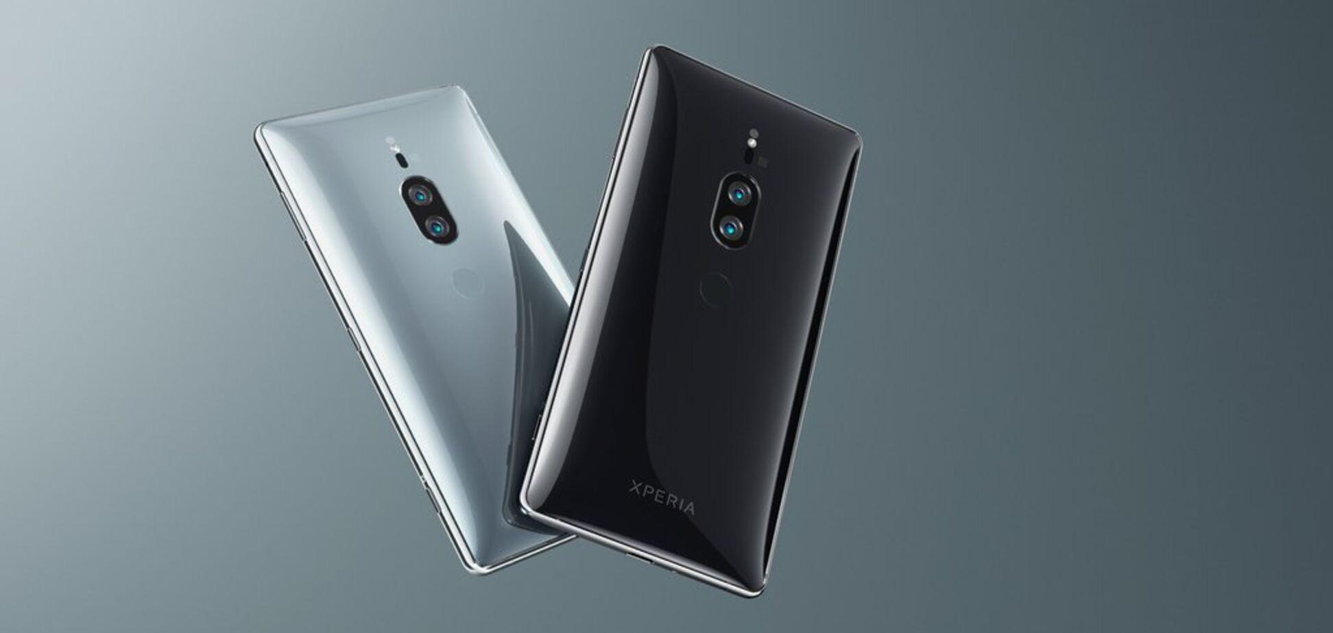 Sony Xperia XZ2 Premium: удивляет, восхищает и продает себя сам